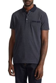 French Connection Summer Ditsy Polo Shirt