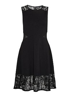 Tatlin Beau Jersey Flared Dress