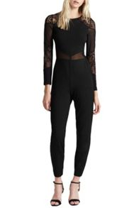 French Connection Tatlin Beau Jersey Jumpsuit