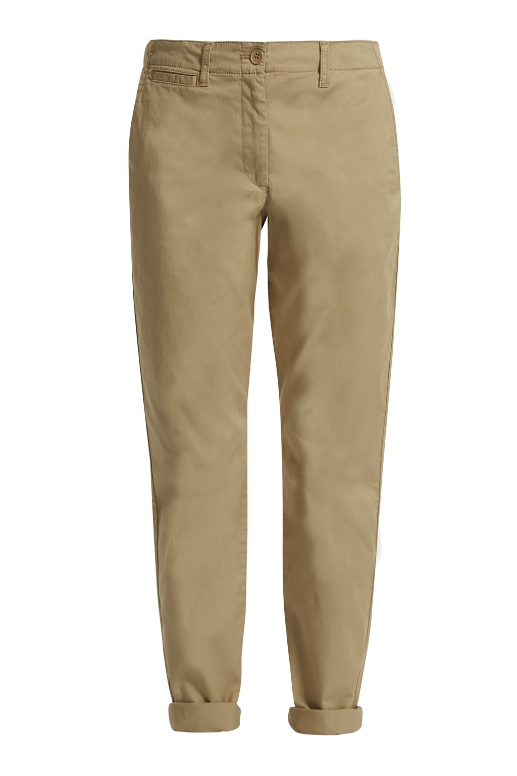 French Connection Summer Stretch Chinos, Brown