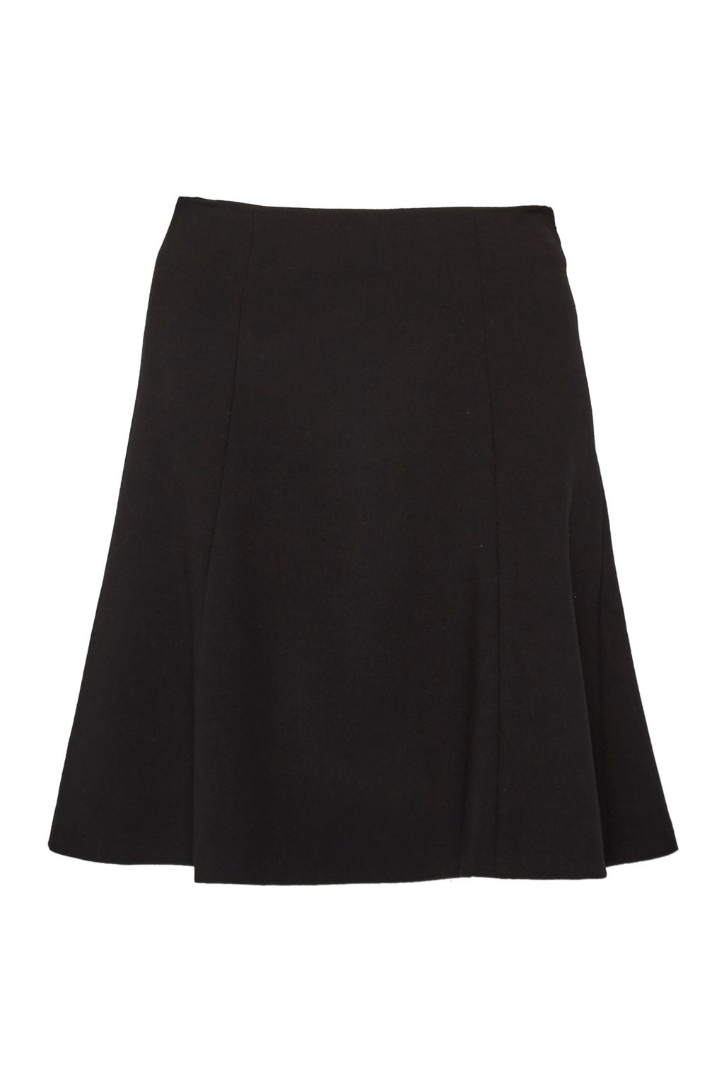 French Connection Whisper Ruth Mini Skirt, Black