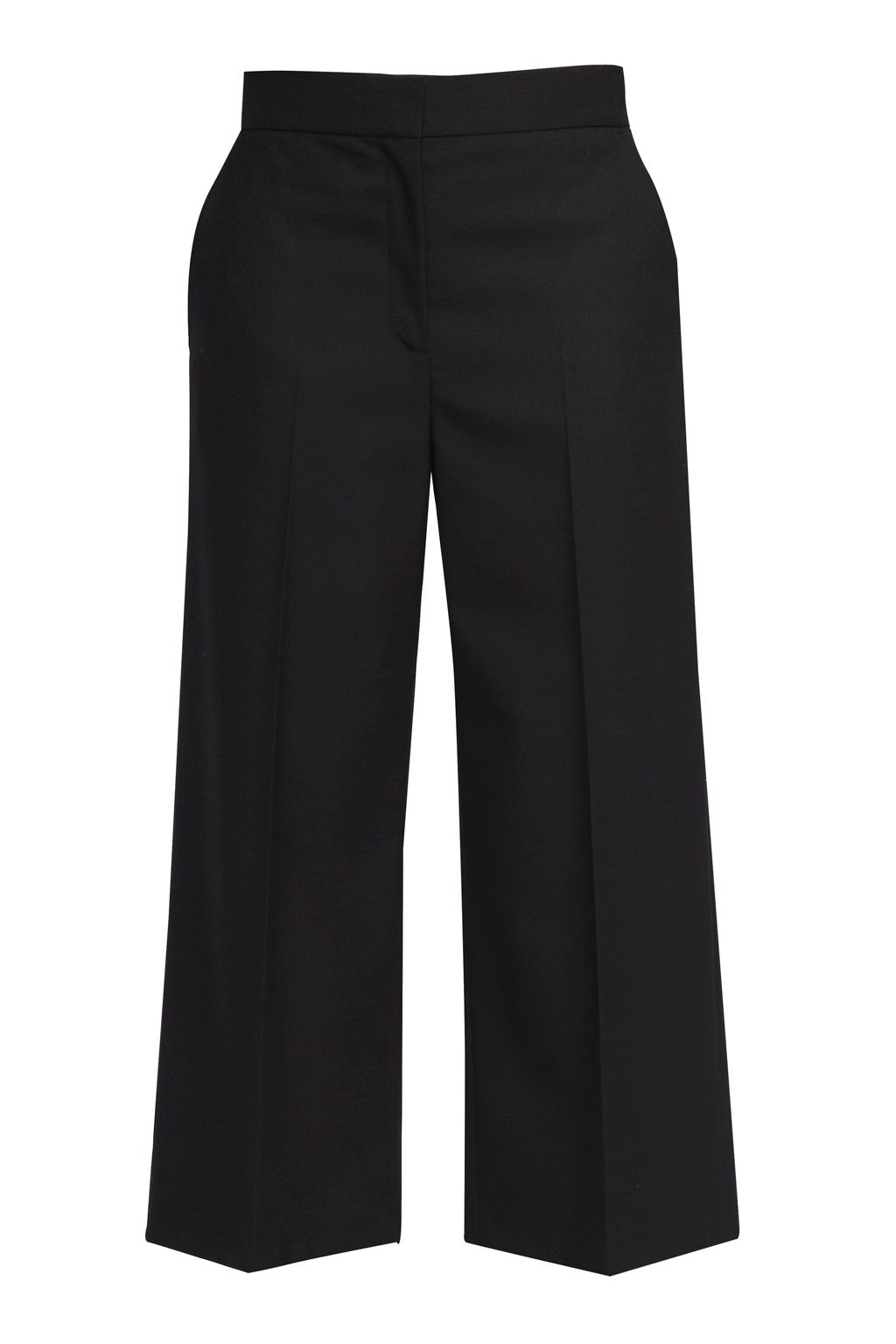 French Connection Winter Tallulah Culottes, Black