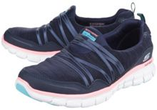 Skechers Synergy scene stealer trainers