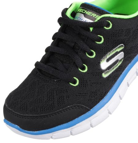 Skechers Boys Synergy Trainers