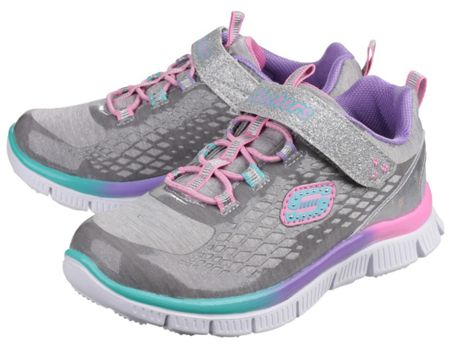 Skechers Girls Skech appeal sparktacular trainers