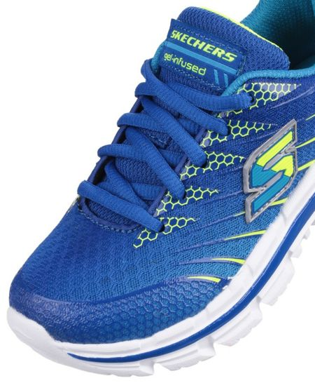 Skechers Boys Nitrate Trainers
