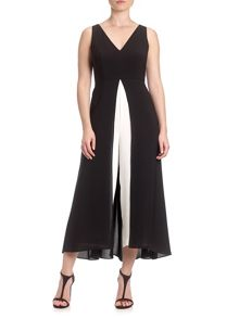 Adrianna Papell Sleeveless Jumpsuit