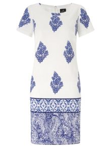 Adrianna Papell Short sleeve dress