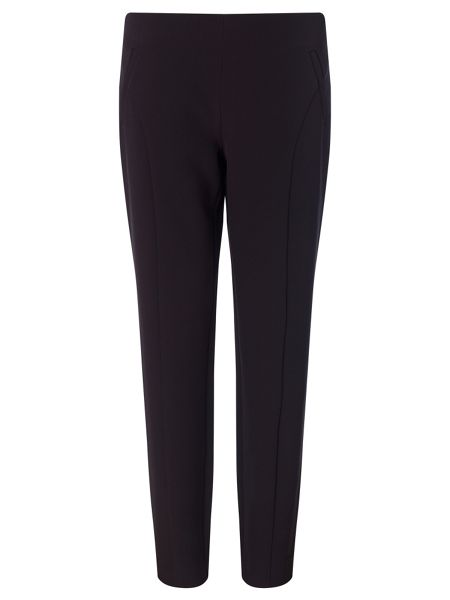 Adrianna Papell Tapered tailored trousers