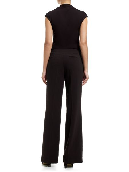 Adrianna Papell Flared tailored trouser