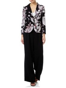 Adrianna Papell Floral jacket