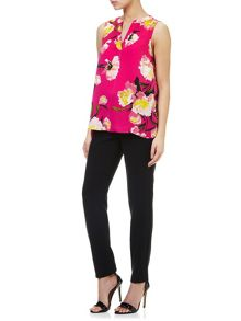 Adrianna Papell Floral top