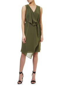 Adrianna Papell Wrap dress
