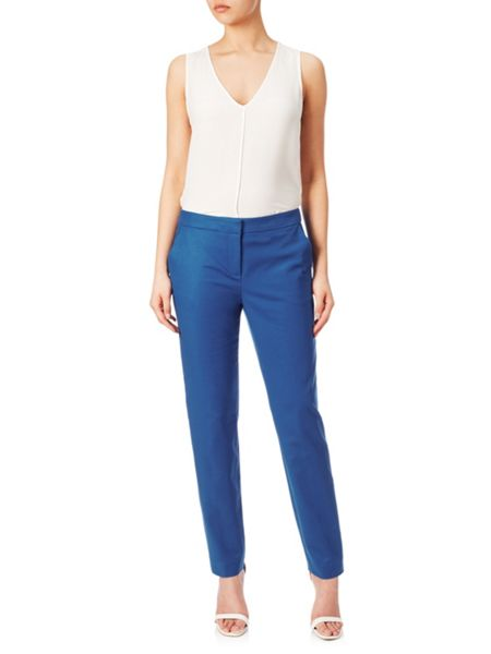 Adrianna Papell Tapered tailored trouser