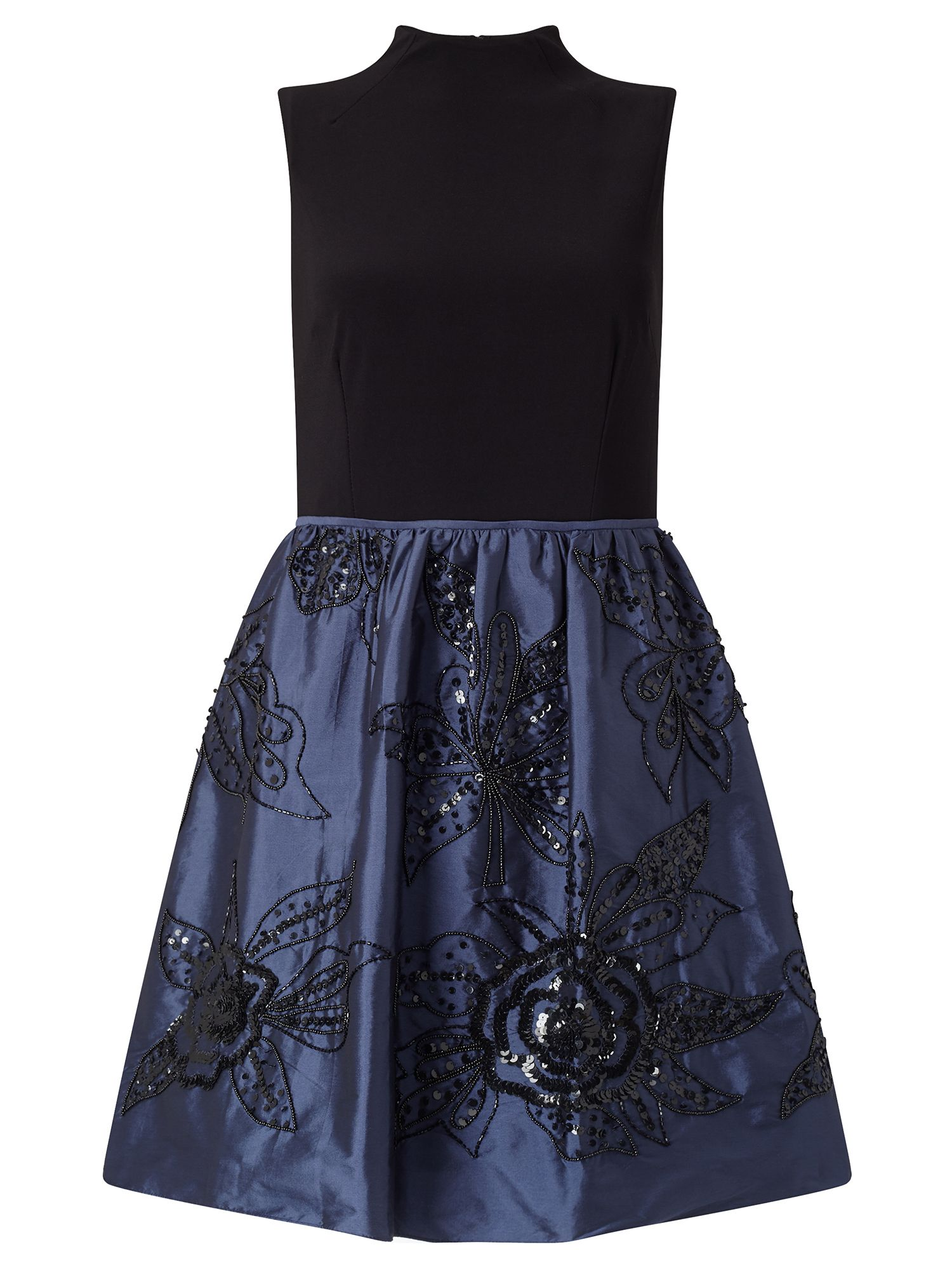Adrianna Papell Cocktail Dress MultiColoured