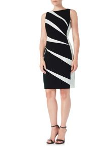 Adrianna Papell Sleeveless Sheath Dress