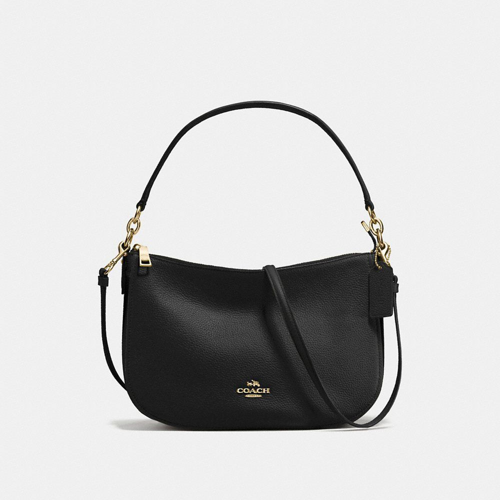 Coach Chelsea Crossbody Bag, Black