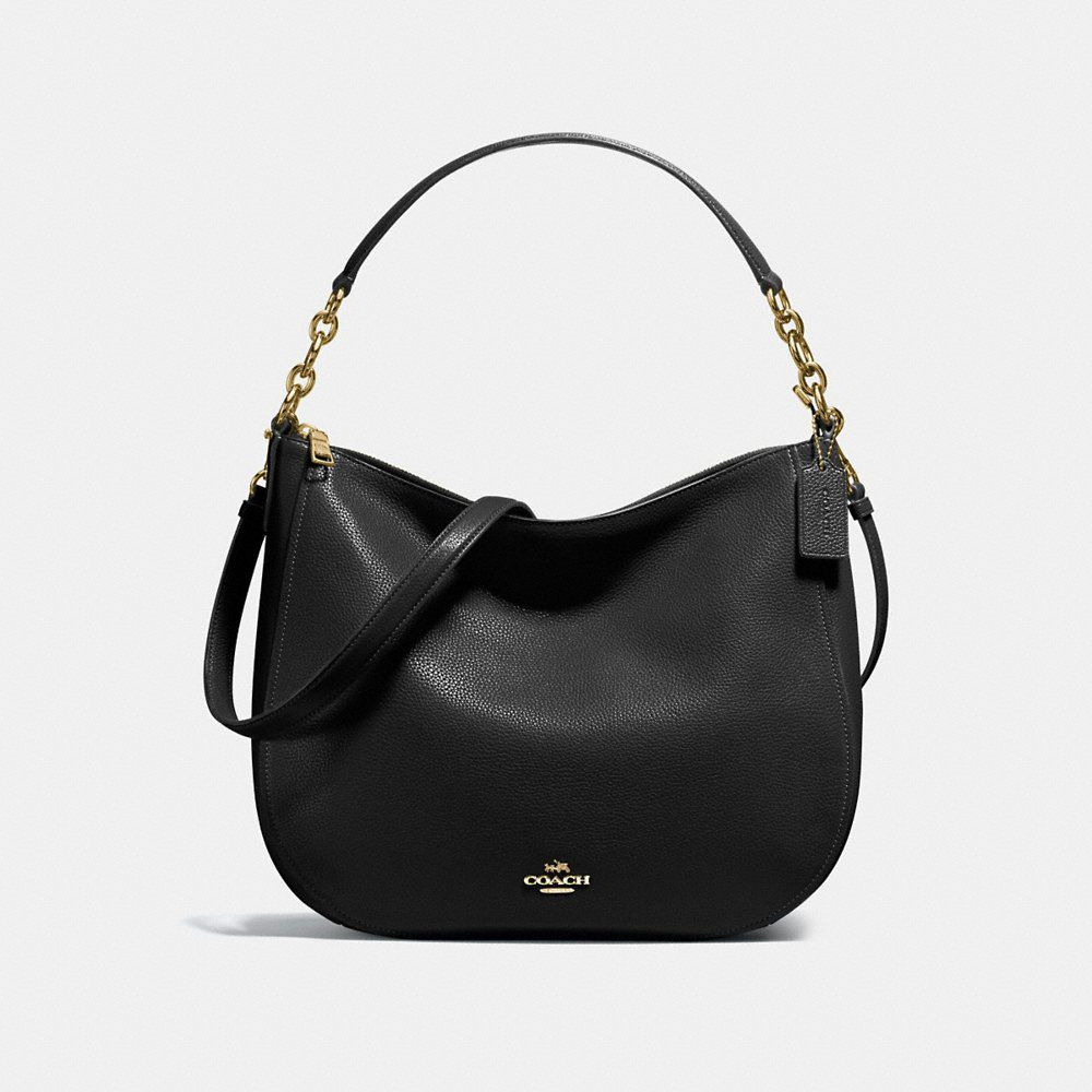 Coach Chelsea 32 hobo bag, Black