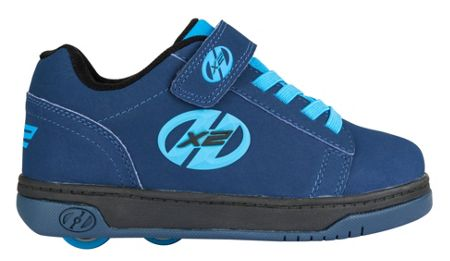 Heelys Navy Blue Dual Up Skate Shoes
