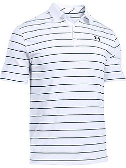 Coldblack Swing Plane Stripe Polo