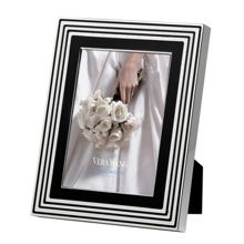Wedgwood Vera wang with love noir frame 12.5cm x 17.5cm