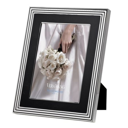 Wedgwood Vera wang with love noir frame 8x10
