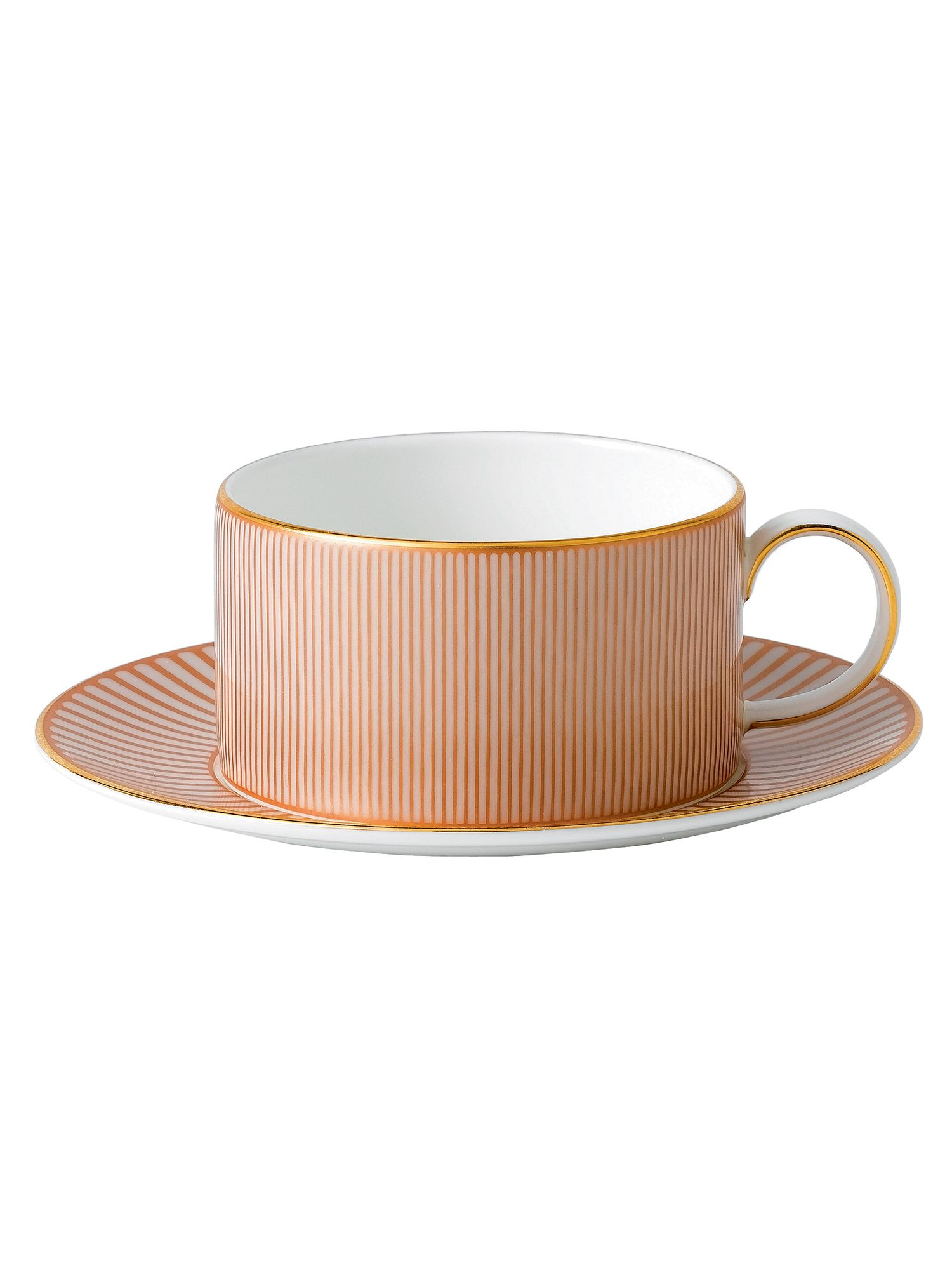 Palladian fine china tea cup and saucer 2 piece s