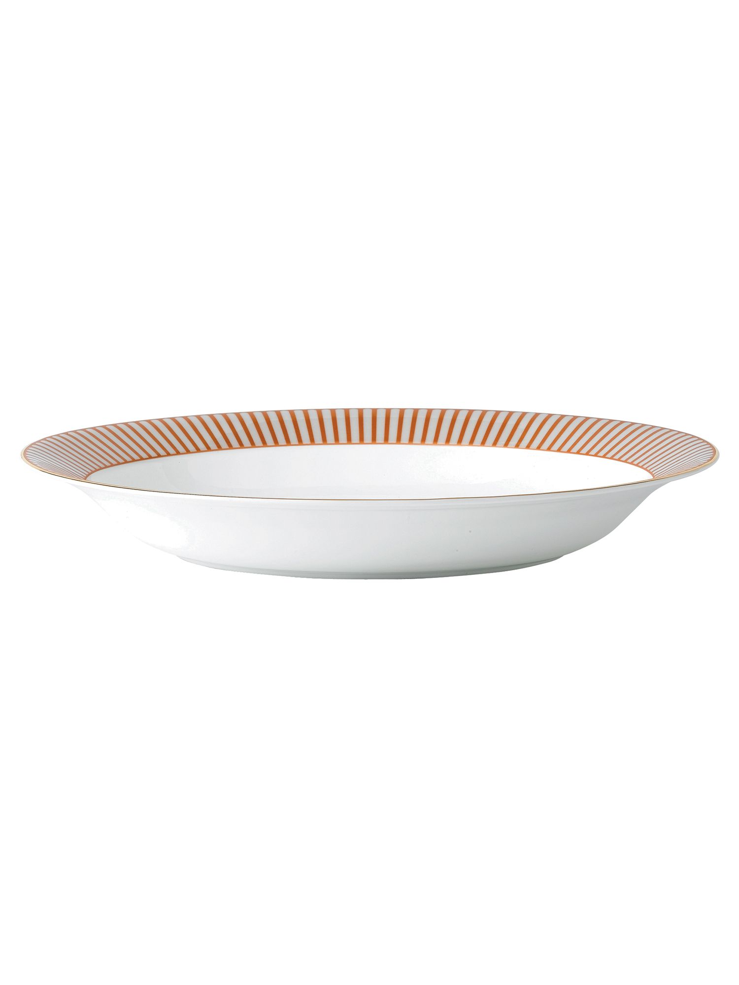 Palladian oval serving bowl 34cm