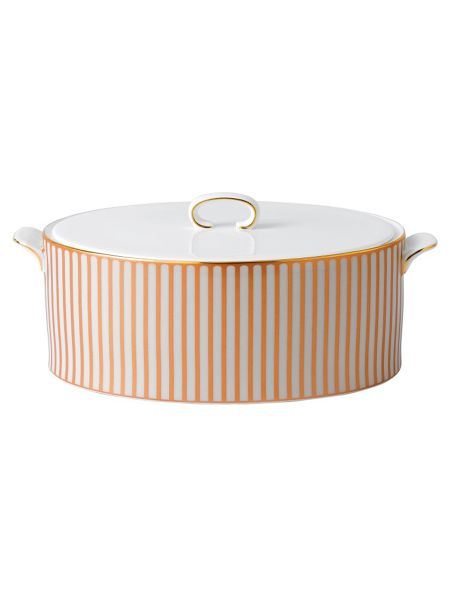 Wedgwood Palladian covered vegetable dish 1.4ltr
