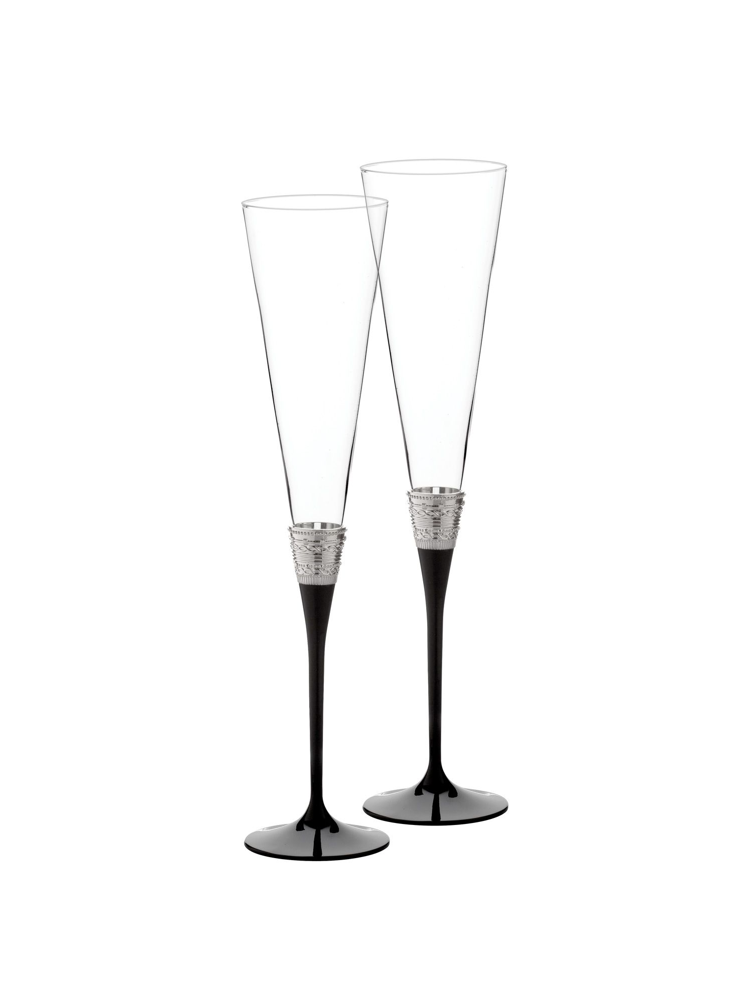 Vera wang with love toasting flute