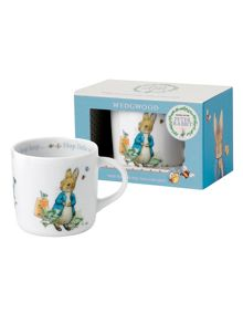 Peter rabbit boys mug