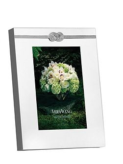 Vera Wang Infinity photo frame, 4x6in