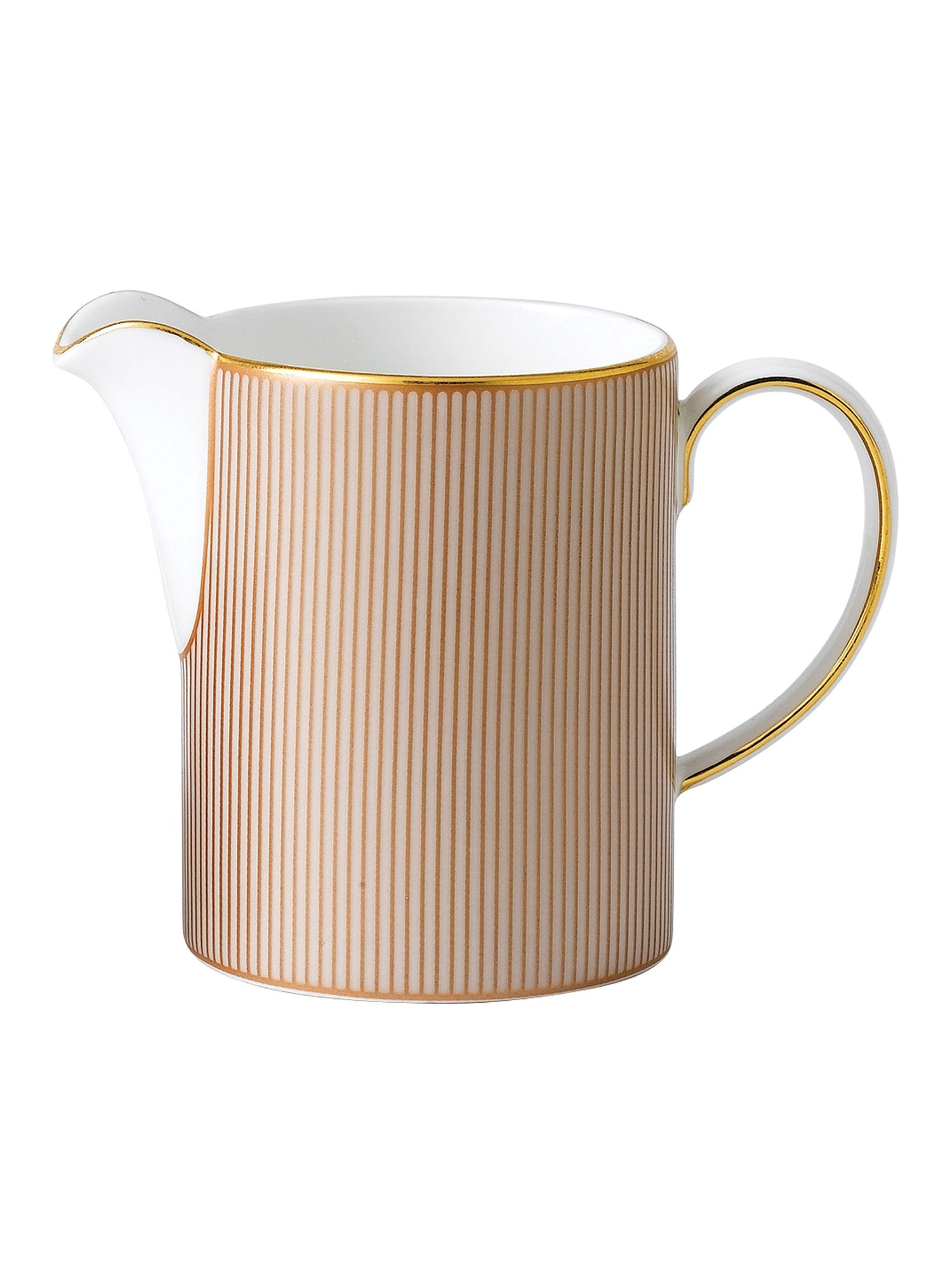 Palladian fine china cream jug