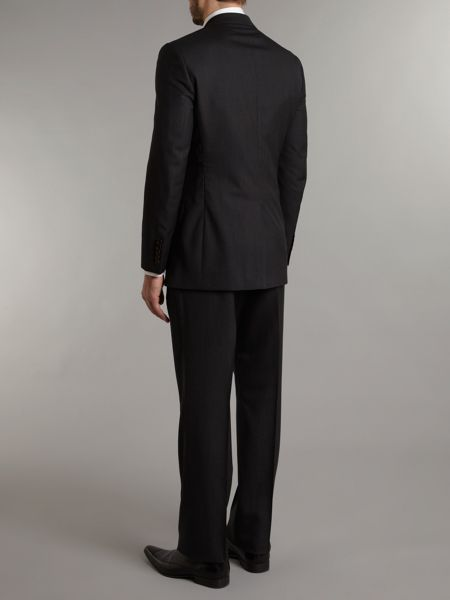 Paul Smith London Willoughby regular fit plain wool suit