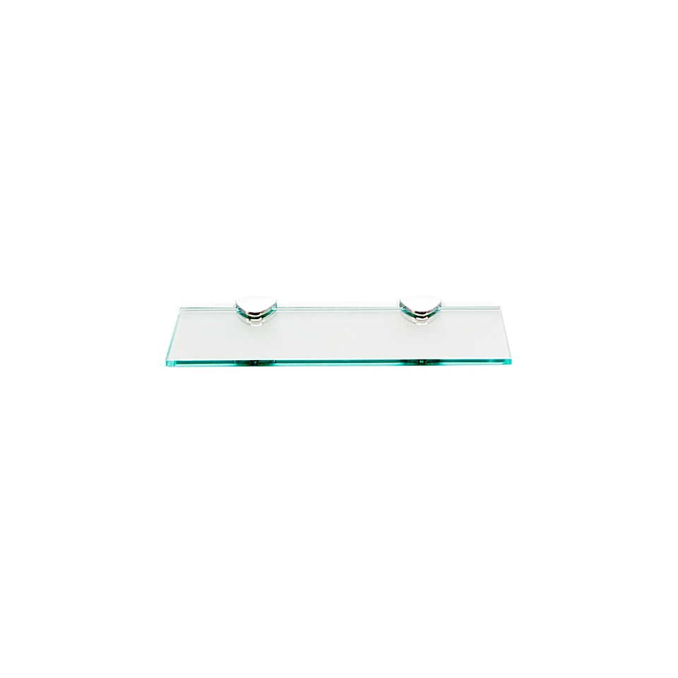 Miller generic wall mounted small glass shelf on popscreen for Small glass wall shelf