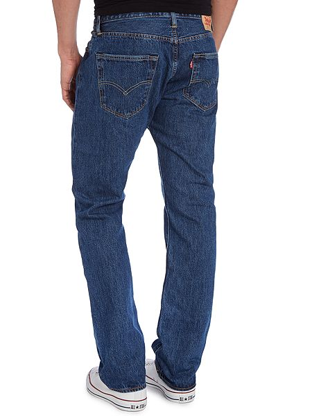 Levi 39 s 501 stonewash straight jeans denim house of fraser House jeansy