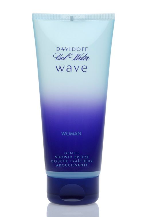 200ml Cool Water Wave shower gel