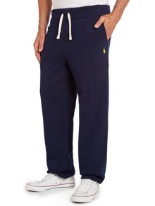 Drawcord sweat pants