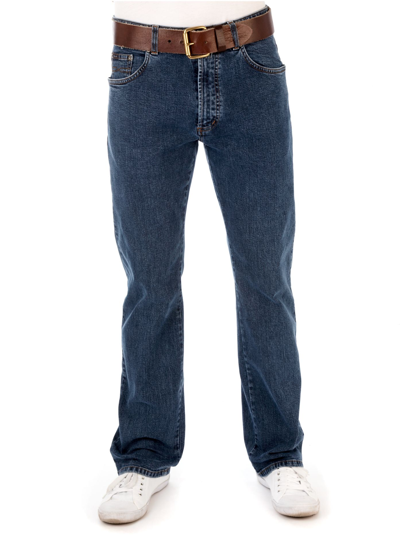 Comfort stretch cotton jeans