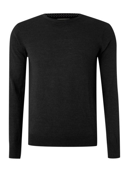 Linea Langley crew neck merino jumper