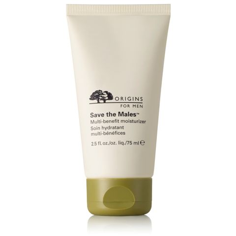 Save The Males Multi-Benefit Moisturiser 75ml
