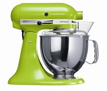 KitchenAid Artisan 4.8L Stand Mixer, Green Apple