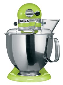 Artisan 4.8L Stand Mixer, Green Apple