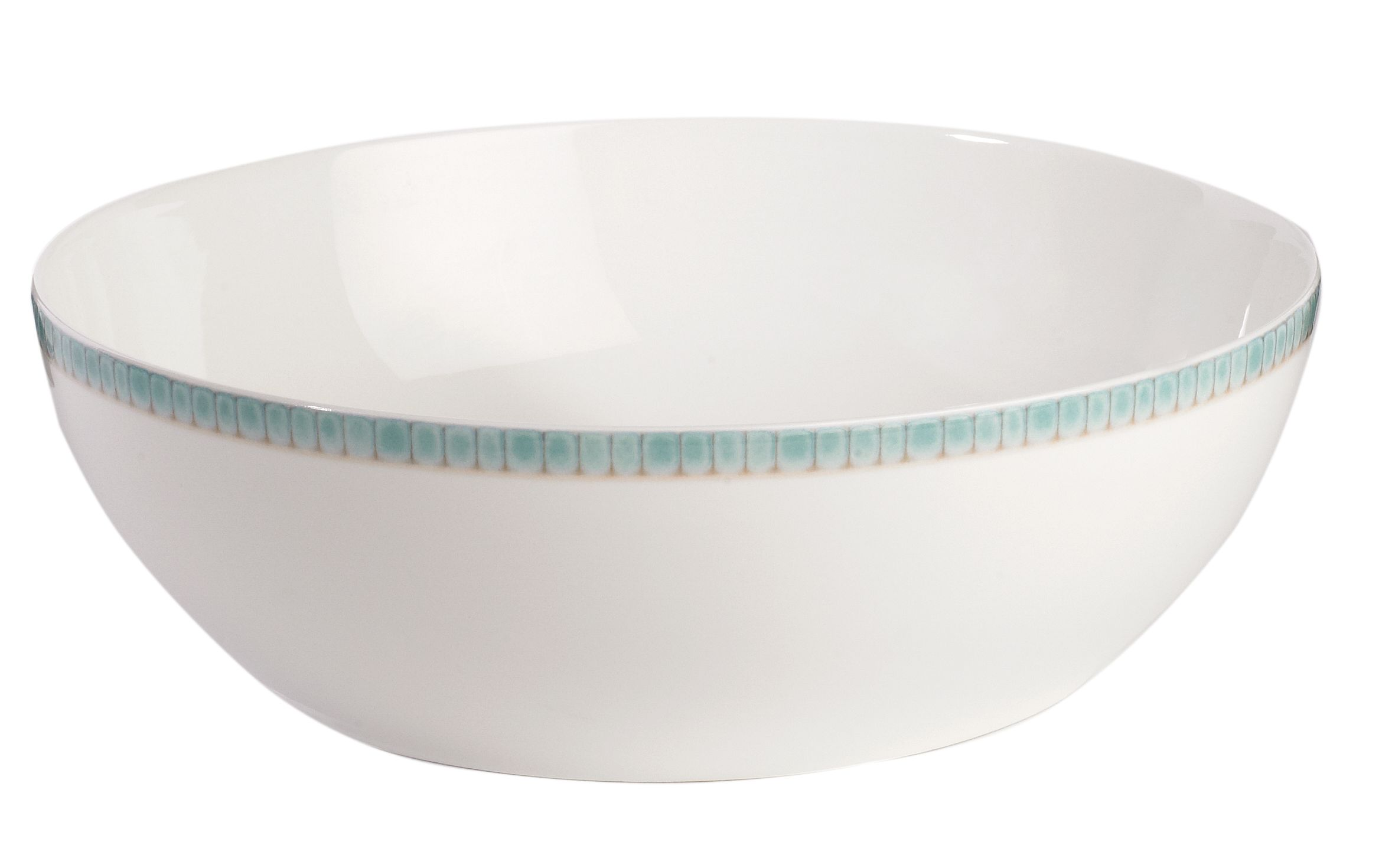 Jewel salad bowl