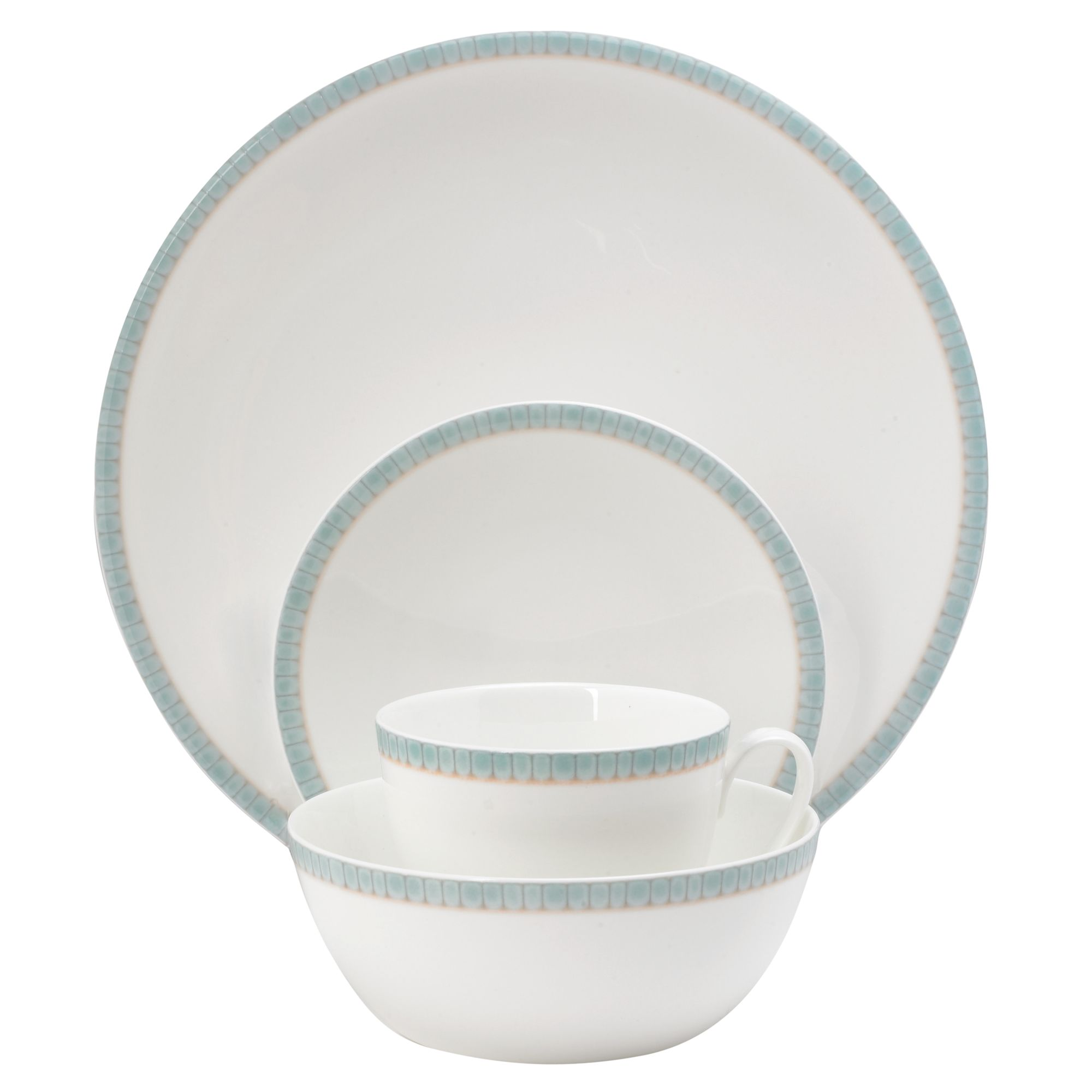 Jewel China 4 Piece Set