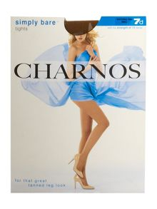 Charnos Simply bare 7 denier tights