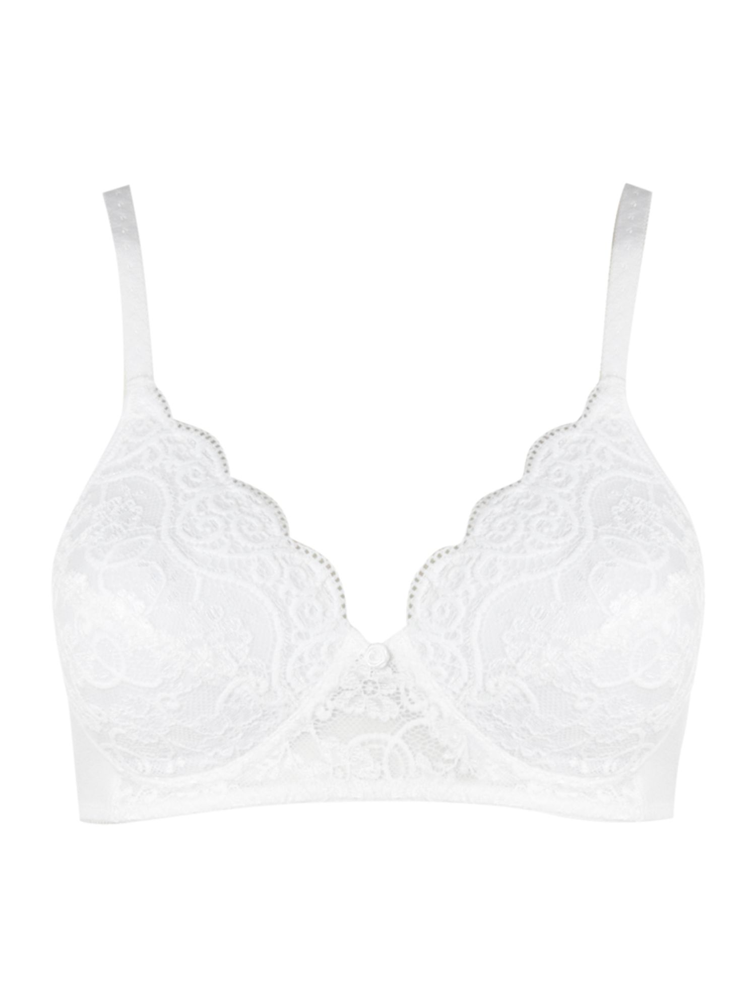 Amourette 300 padded non wired bra
