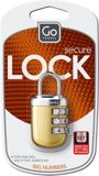 Picture of Big wheel padlock, assorted colours