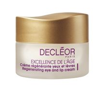 Decléor 15ml excellence de lage eye and lip cream