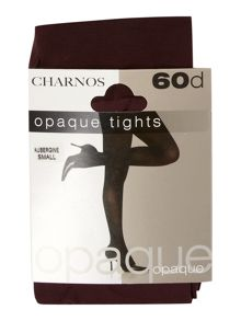 Charnos 60 denier opaque tights